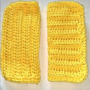 Hand Crafted Two All Purpose 100% Cotton Cloths